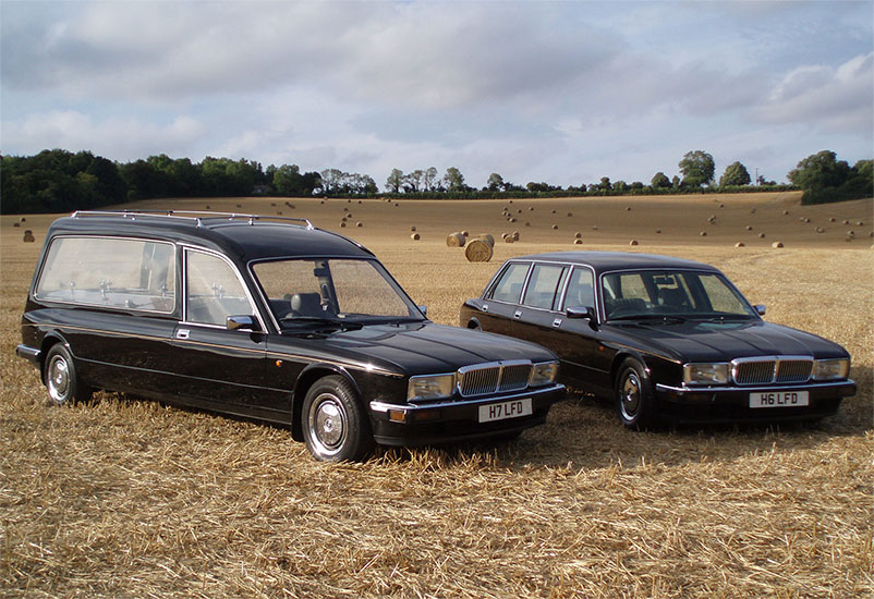 Country Funerals vehicles